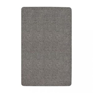"Wool Iron Mat 12"" x 18"""