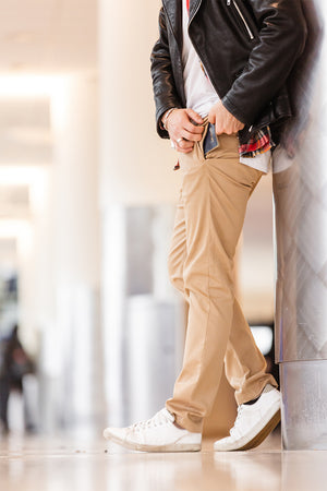 Men's Athletic Chinos - BauBax