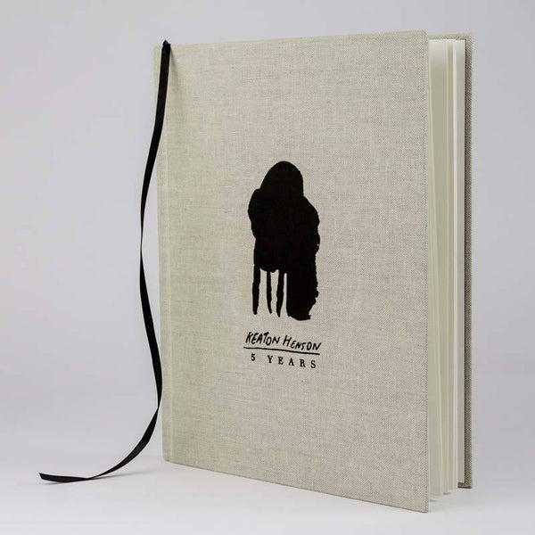 5 YEARS HARDBACK LIMITED EDITION BOOK & CD