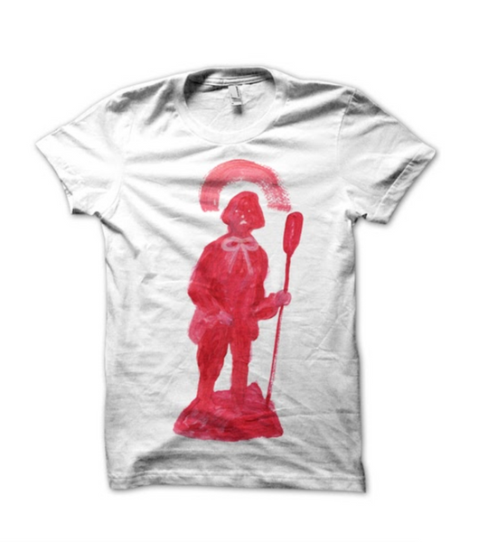 The Accident Dancer White T-shirt
