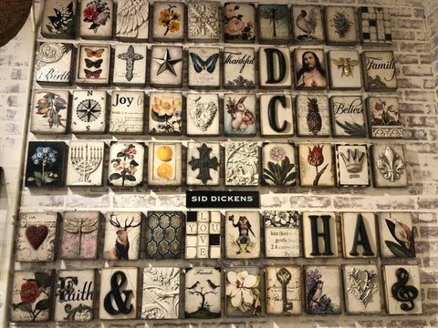Sid Dickens Memory Block Wall Tiles