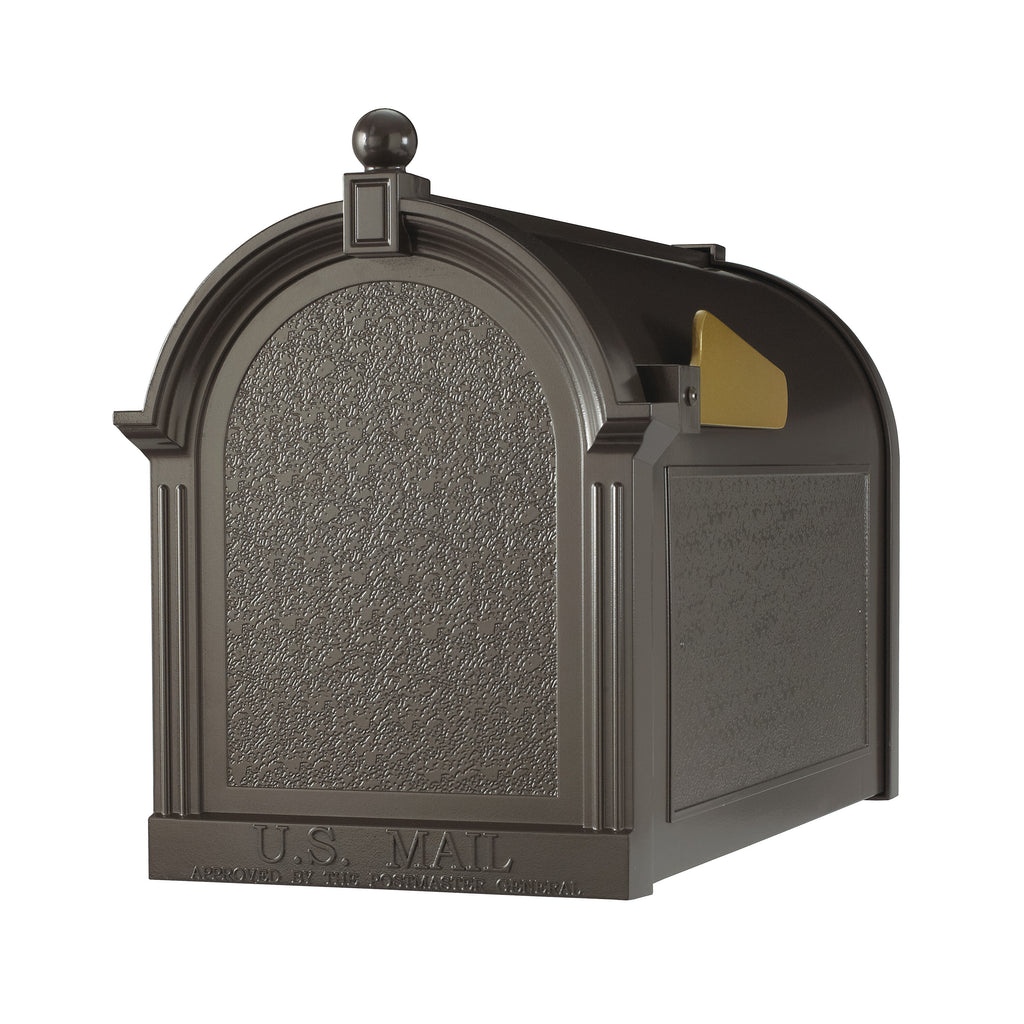 Custom Whitehall Capitol Residential Mailbox