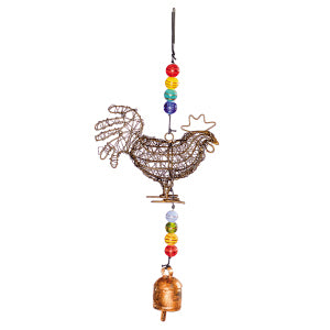 Wired Rooster Nana Bell Chime