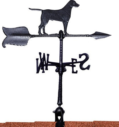 "24"" Retriever Accent Weathervane"