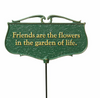Friends Garden Poem Sign