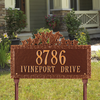 Ivy Lawn Address Plaque (Standard Size)