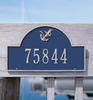 Anchor Arch Wall Address Plaque