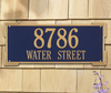 Roanoke Wall Address Plaque (Estate Size) Whitehall ProductsOutside The Box Home & Garden Décor