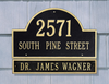 Arch Marker Extension Plaque (Estate Size)
