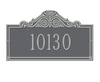 Villa Nova Wall Address Plaque (Standard Size)