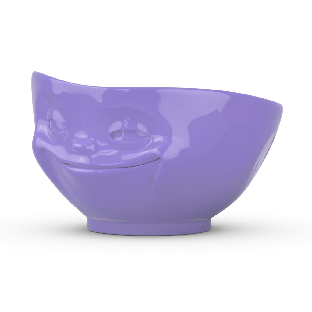 Purple Grinning Bowl | TASSEN Made in Germany by Fiftyeight Products