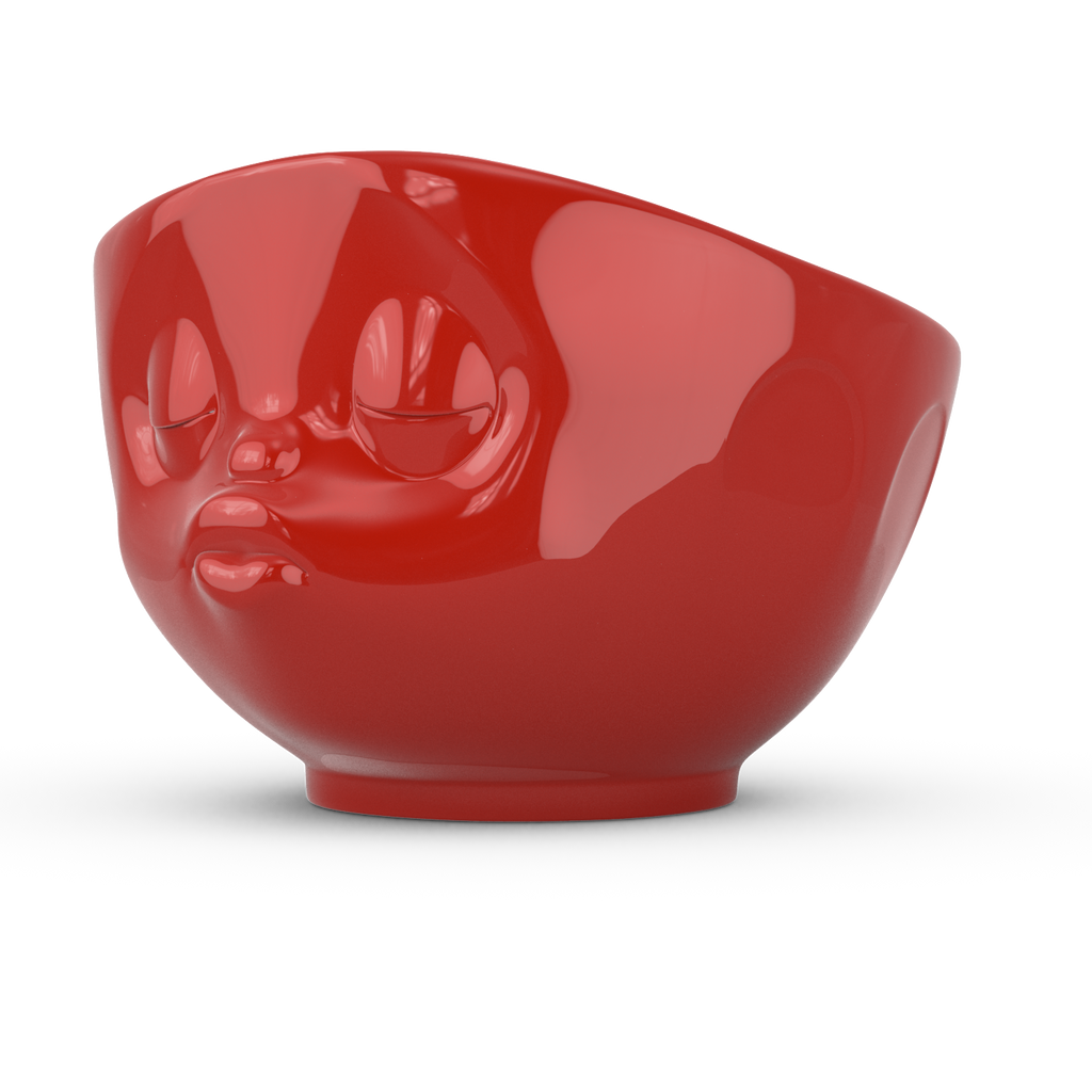 Red Kissing Bowl | TASSEN Made in Germany by Fiftyeight Products