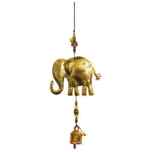 Evergreen Elephant Nana Bell Chime