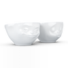 Grinning & Kissing Medium Bowl Set | TASSEN Made in Germany by Fiftyeight Products