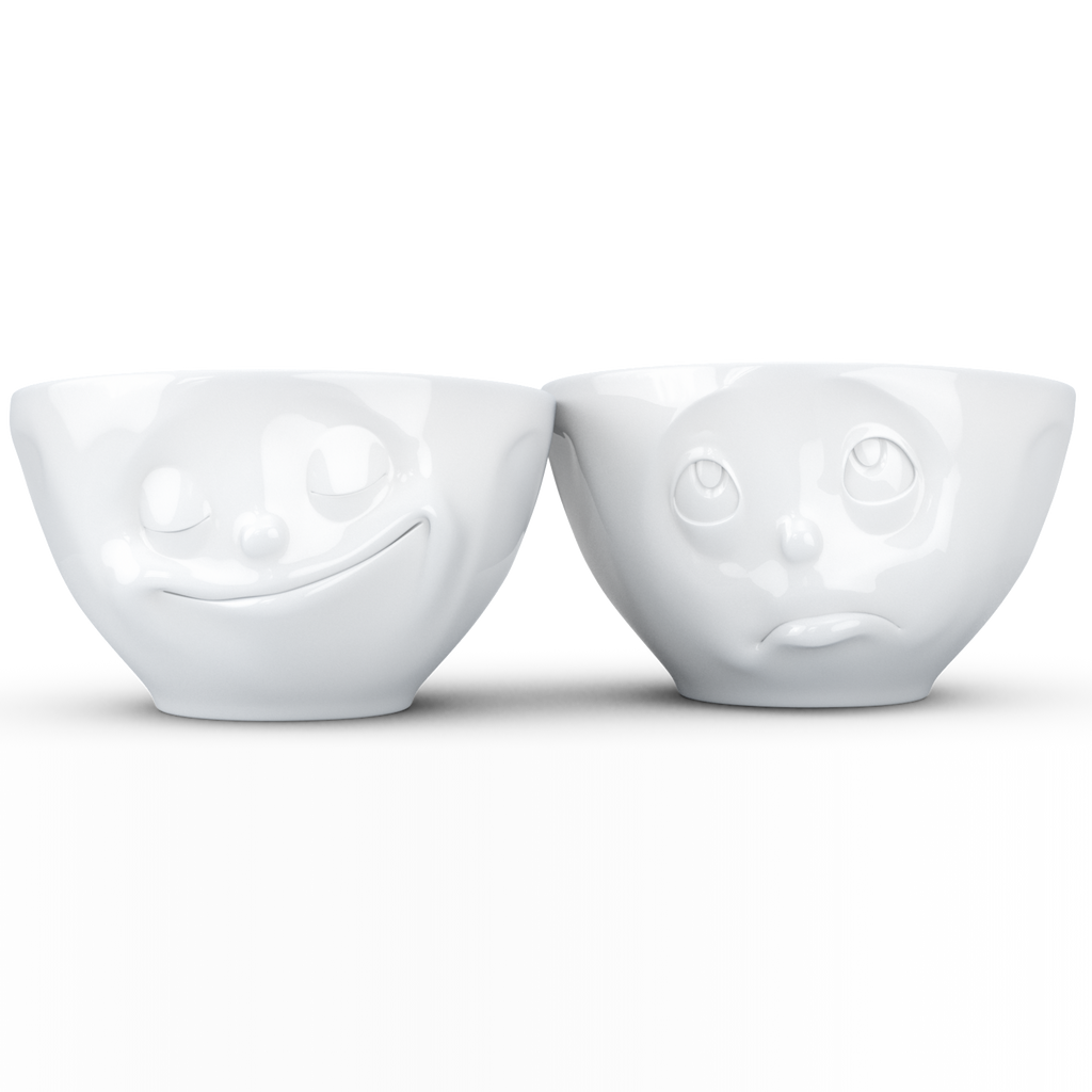 Happy & Oh Please! Medium Bowl Set | TASSEN Made in Germany by Fiftyeight Products