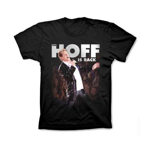 BLACK HOFF IS BACK TOUR SKINNY T-SHIRT
