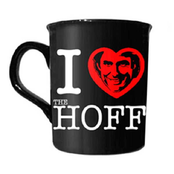 DON'T HASSEL THE HOFF MUG