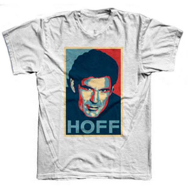 WHITE HOFF HOPE T-SHIRT