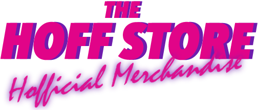 The Hoff Store Official UK Store logo
