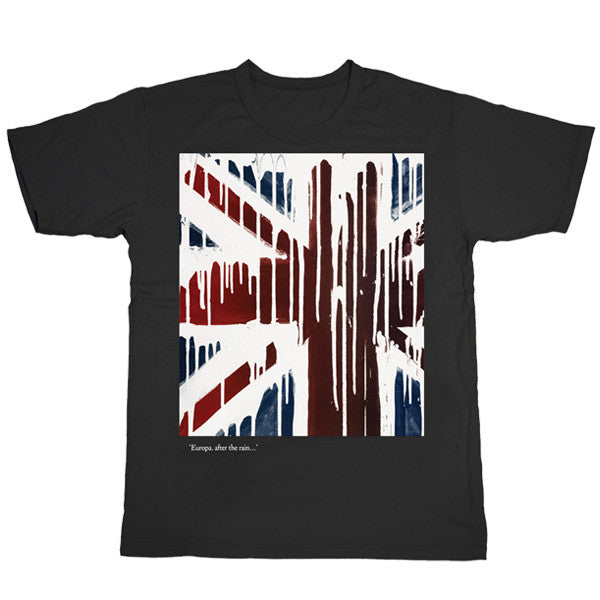 Black Half Flag T-Shirt