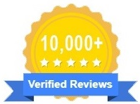 Thousands of Verified Reviews