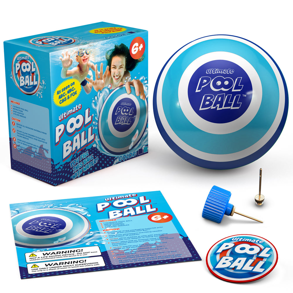 Activ Life - The Ultimate Pool Ball