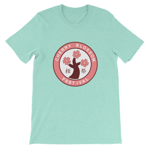 Cherry Blossom Color Fundraiser T-Shirt