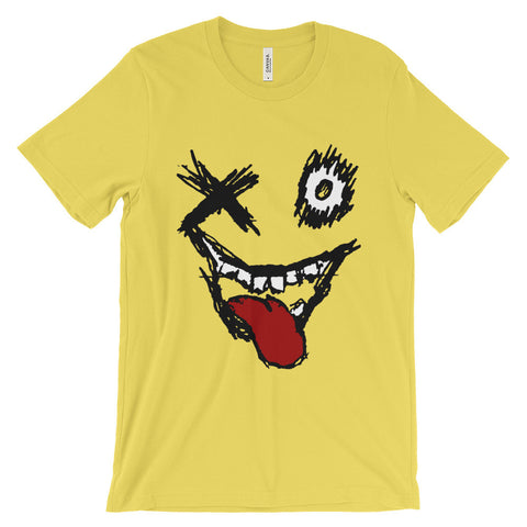 SS Crazy Face T-Shirt