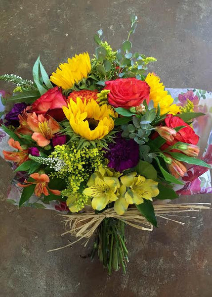 Market Bouquets- Freshest Picks of the Day - PETALS Design and Living Gifts - 1