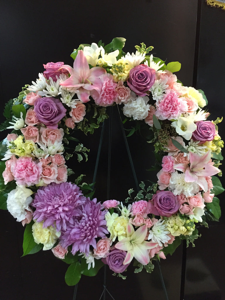 Circle of Love Wreaths