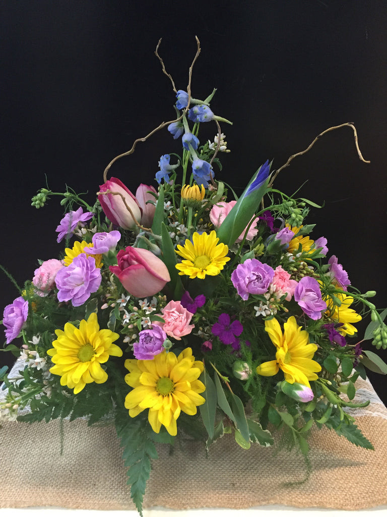 Med Spring Centerpiece - PETALS Design and Living Gifts