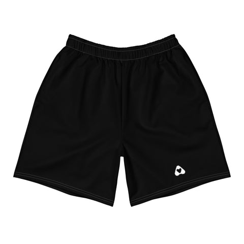 Men's Alot Sports® A+Heart Logo Athletic Long Shorts