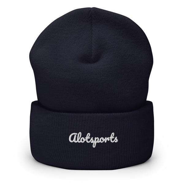 Alot Sports® Cuffed Beanie