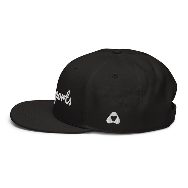 Alot Sports® Snapback Golf Hat