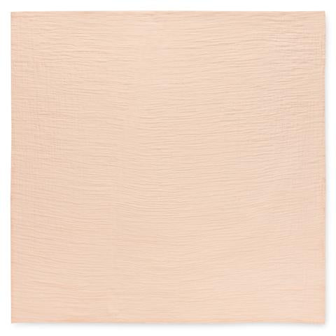 Dusty Pink Organic Muslin Swaddle