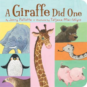 A Giraffe Did One Book
