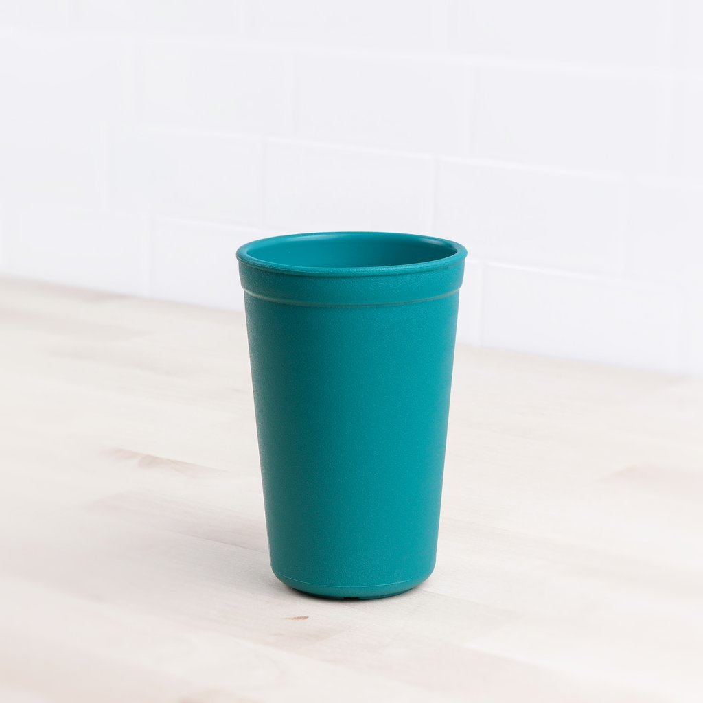 Teal 10oz Drinking Cup