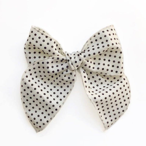 Dots Classic Bow