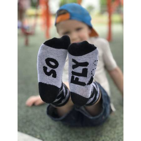 So Fly Toddler Socks