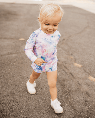 Tie Dye Lounge Set~ Infant/Toddler