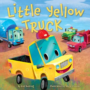 Little Yellow Truck Book