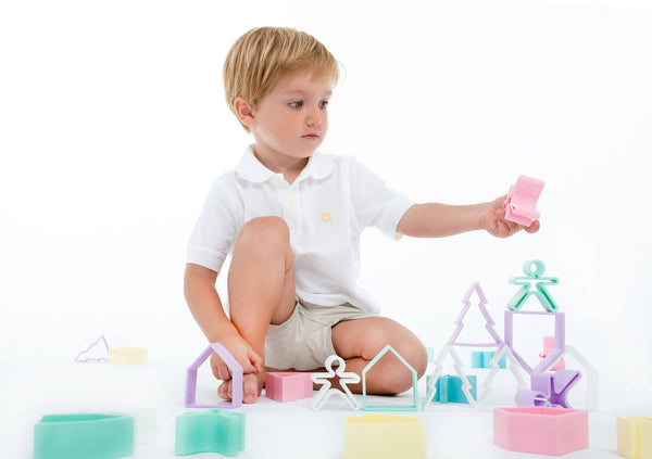 Silicone House + Kid~ Mint