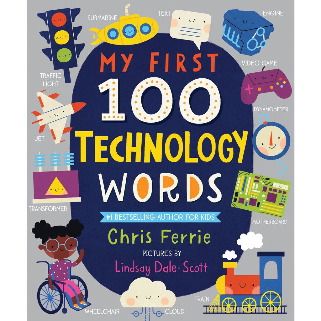 My First 100 Technology Words