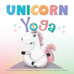 Unicorn Yoga Book
