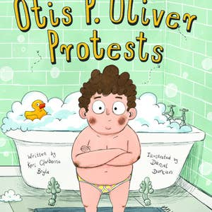 Otis T. Oliver Protests Book