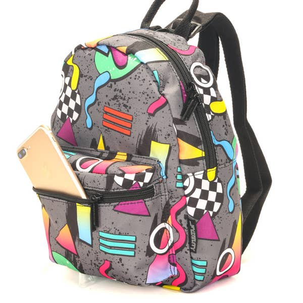 Mini Backpack~ 80's