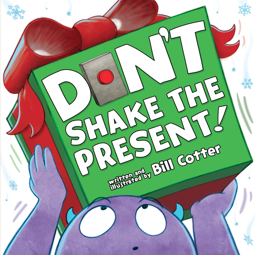 Don't Shake the Present Book