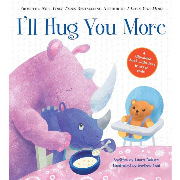 I'll Hug You More Book