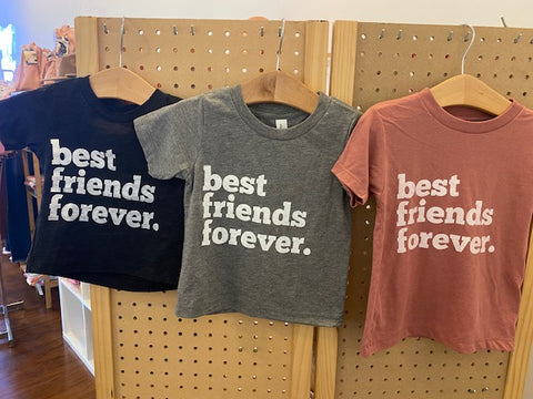 Best Friends Forever Adult Tee
