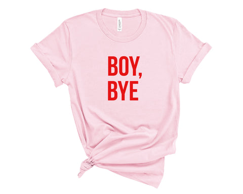 Boy, Bye Adult Tee